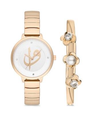Yellow - Watch - WatchArt