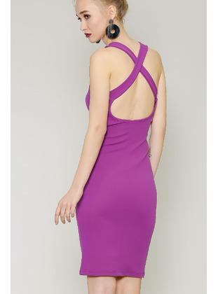 Purple - Loungewear Dresses