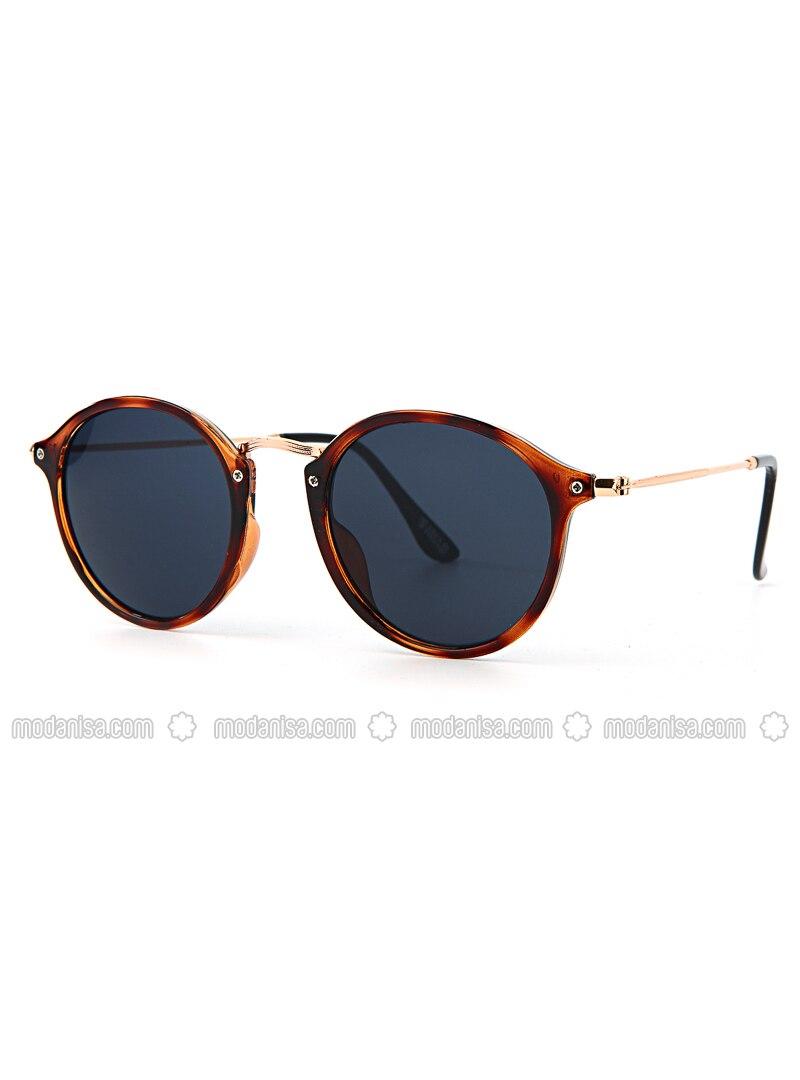Black - Brown - Sunglasses