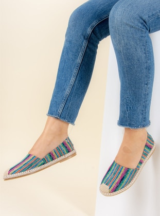 Multi - Casual - Shoes