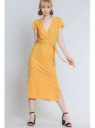 Mustard - Loungewear Dresses