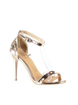 Bronze - High Heel - Heels
