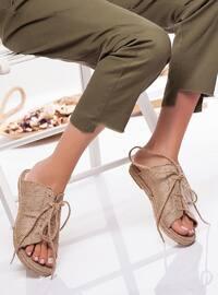 Mink - Sandal - Slippers