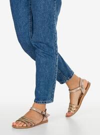 - Sandal - Sandal