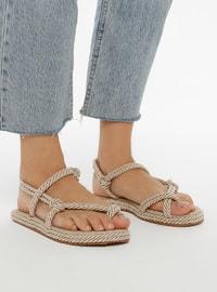 Nude - Sandal - Sandal