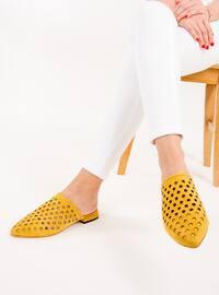 Mustard - Sandal - Slippers