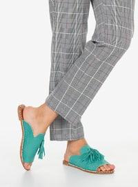 - Sandal - Slippers