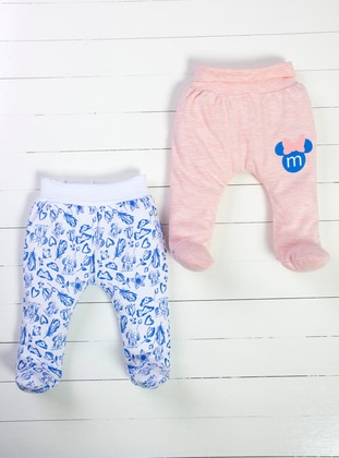 Multi - Blue - White - Pink - Baby Suit