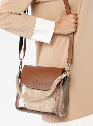 Tan - Mustard - Shoulder Bags