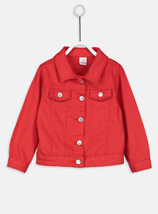 Red - baby jackets