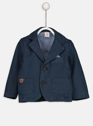 Navy Blue - baby jackets