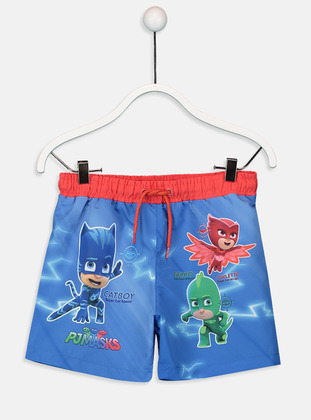 Blue - Boys` Swimsuit