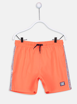 Coral - Boys` Swimsuit