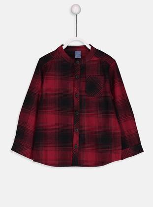 Maroon - baby shirts