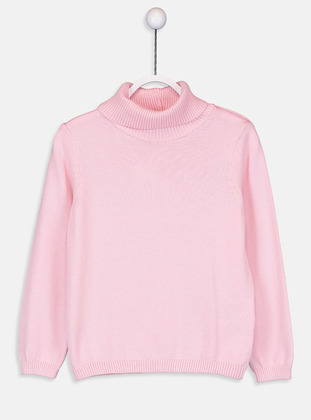 Pink - Girls` Pullovers