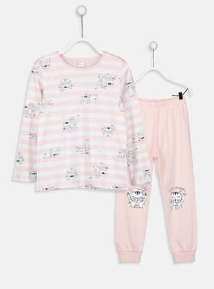 Pink - Girls` Pyjamas - LC WAIKIKI