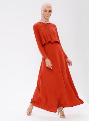 72b0eddc9a7 Hijab Dresses & Long Dresses | Modanisa