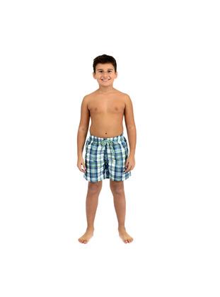 Multi - Boys` Swimsuit