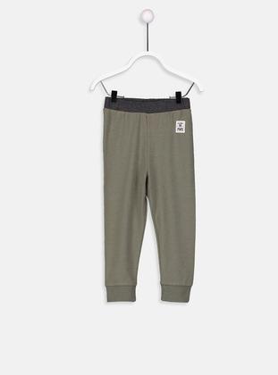 Khaki - Baby Sweatpants