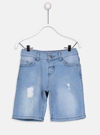 Indigo - Boys` Shorts