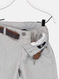 Gray - Boys` Shorts