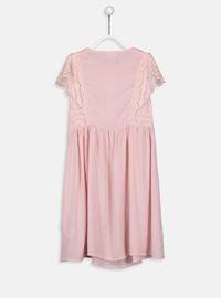 Pink - Girls` Dress