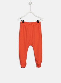 Orange - Baby Sweatpants