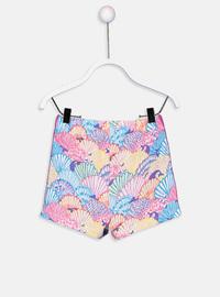 Pink - Baby Shorts