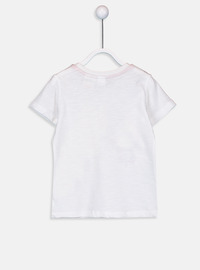 Crew neck - White - baby t-shirts