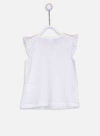 Crew neck - Ecru - baby t-shirts