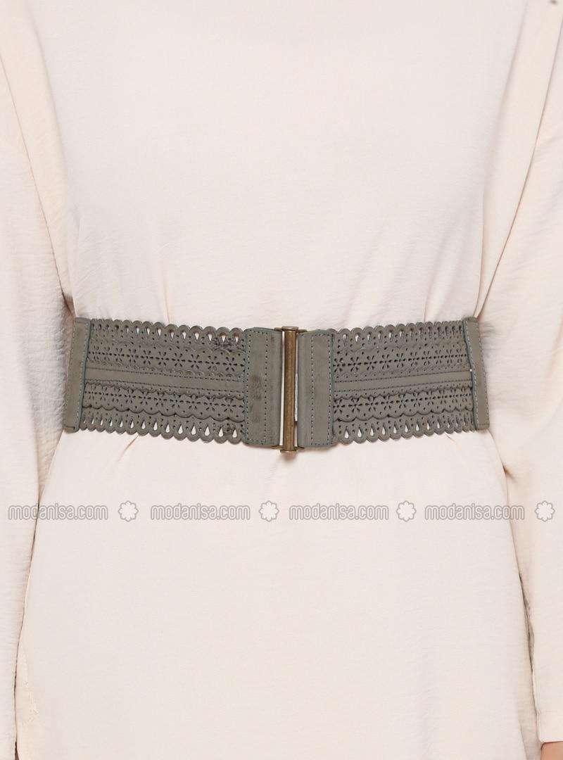 Gray - Belt