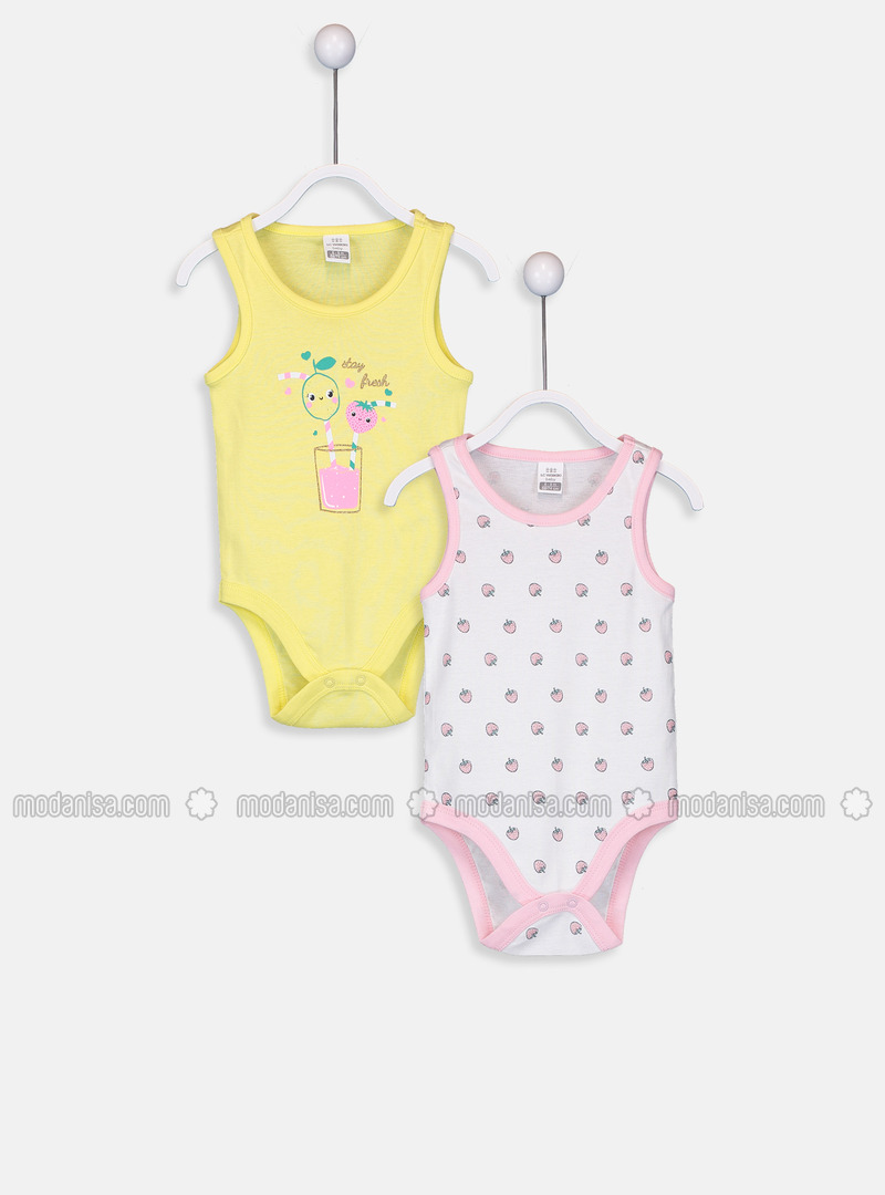 Yellow - Baby Body