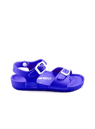 Blue - Girls` Slippers - Esem