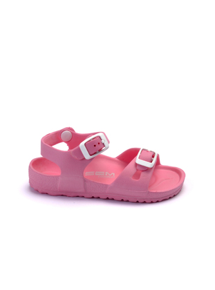 Pink - Girls` Slippers - Esem