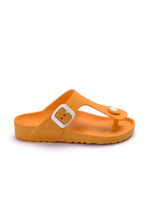 Orange - Girls` Slippers - Esem