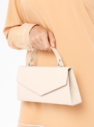 Nude - Beige - Clutch Bags / Handbags