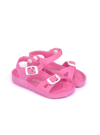 Pink - Girls` Slippers