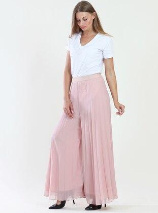 Pink - Multi - Pants