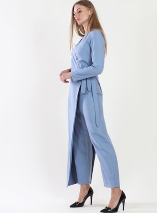 Blue - Jumpsuit