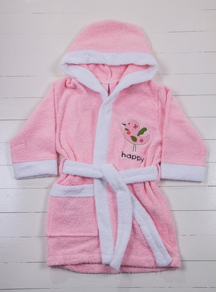 Pink - Bathrobe