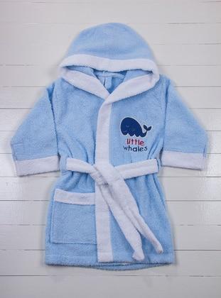 Blue - Bathrobe