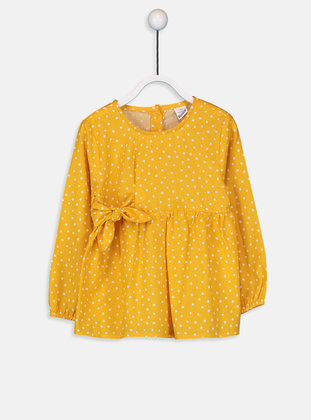Printed - Yellow - baby shirts