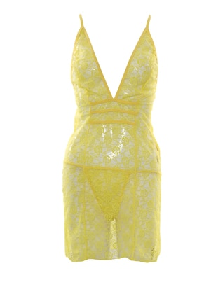 Yellow - Nightdress
