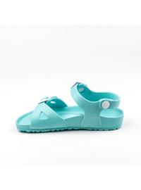 Green - Girls` Slippers