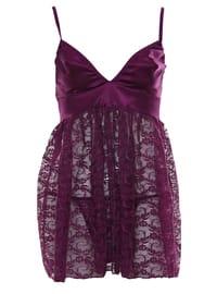 Purple - Nightdress