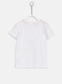 Crew neck - White - baby t-shirts