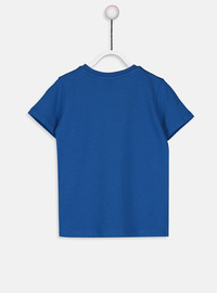 Crew neck - Blue - baby t-shirts