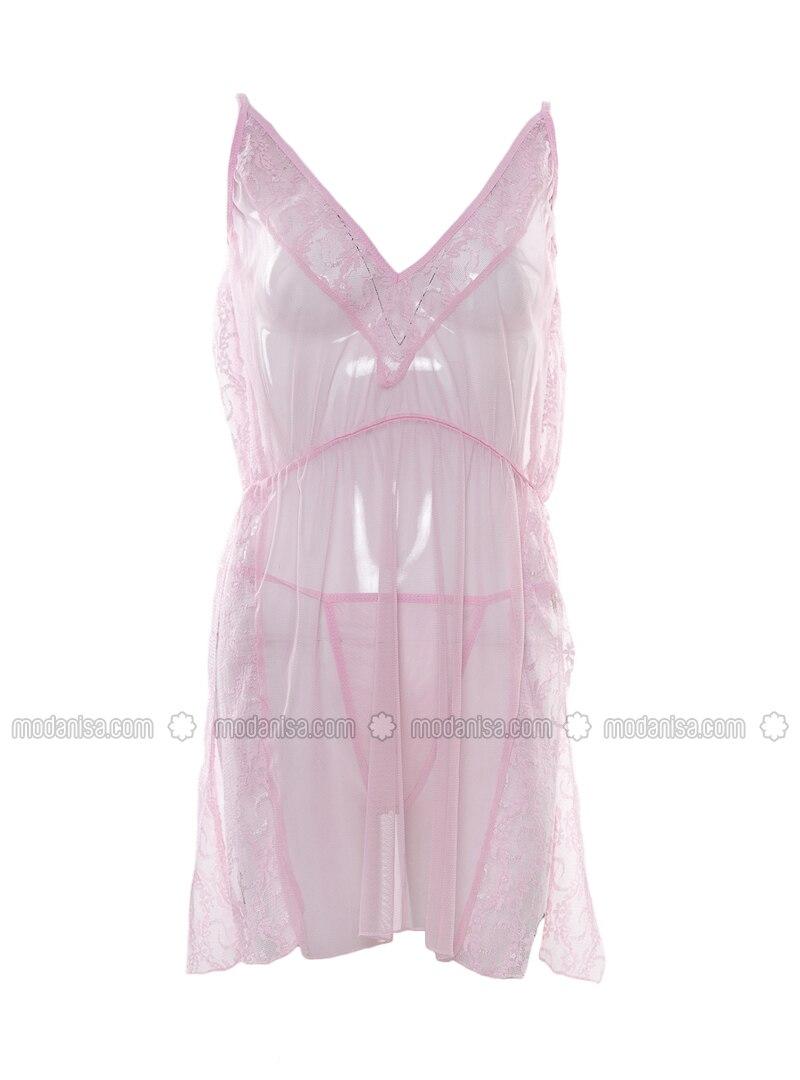 Pink - Nightdress