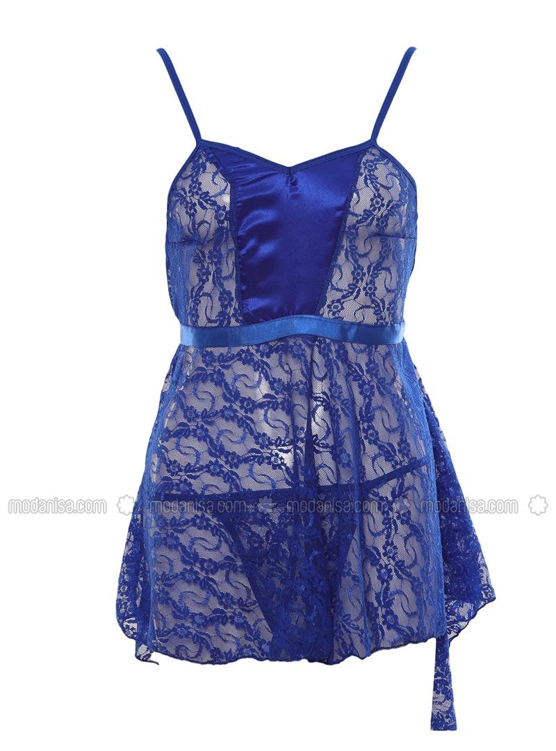 Blue - Nightdress