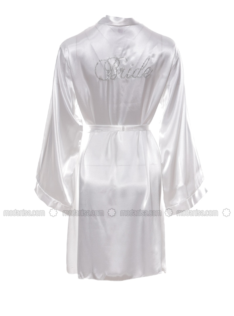 Ecru - Morning Robe